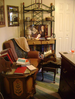 Home Altars, Home Shrines, Prayer Corners