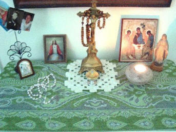 catholic home altar for sale home altars home shrines prayer corners 11972